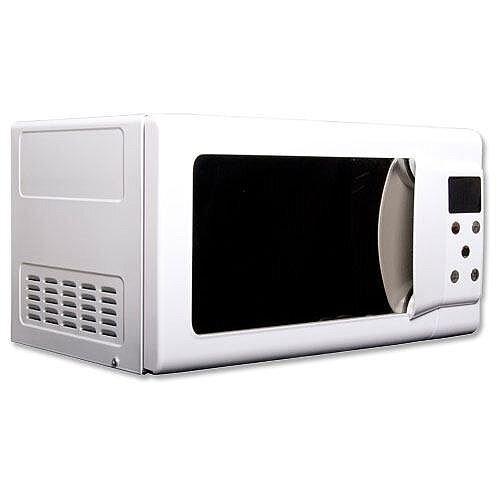 Ignenix Microwave Oven 800W White 20 litre Capacity IG2095