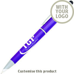 Venus Stylus Ballpen 182998 - Customise with your brand, logo or promo text