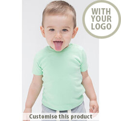 Mantis Baby Tee 190411 - Customise with your brand, logo or promo text
