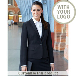 Brook Taverner Ladies Saturn SB1 Jacket 190695 - Customise with your brand, logo or promo text