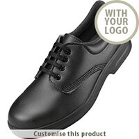 Dennys Lace Up Safety Shoe 190755 - Customise with your brand, logo or promo text