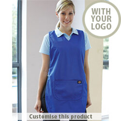 Redhawk Tabard 190821 - Customise with your brand, logo or promo text