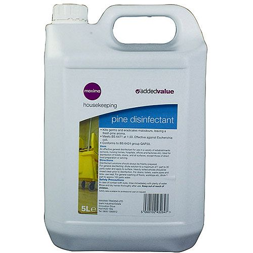 Maxima Pine Disinfectant 5 Litre 2 Pack