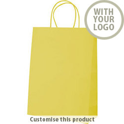 Store paper bag 196259 - Customise with your brand, logo or promo text