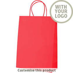 Store paper bag 196262 - Customise with your brand, logo or promo text