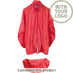 raincoat 196361 - Customise with your brand, logo or promo text