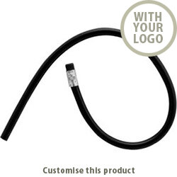 Flexi flexible pencil 196535 - Customise with your brand, logo or promo text