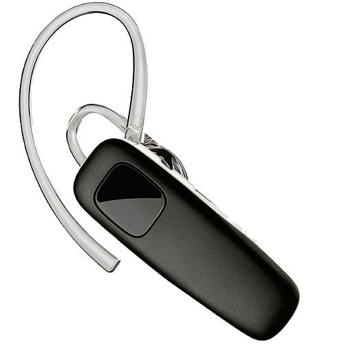 Plantronics M70/R Bluetooth 3.0 Headset Speaker Cordless Earpiece, Talktime up to 11 Hours,