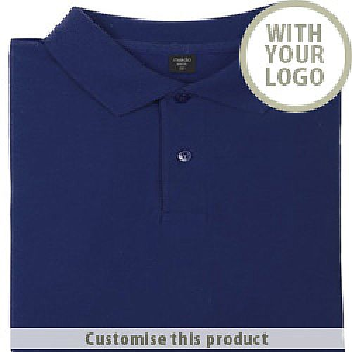 Polo Shirt Bartel Color 204932 - Customise with your brand, logo or promo text