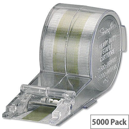 Rexel Auto 25 Staple Cartridge Pack 5000