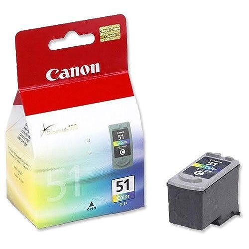 Canon CL-51 Colour Ink Cartridge High Capacity