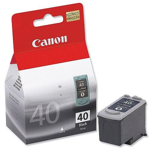 Canon PG-40 Black Ink Cartridge 0615B001