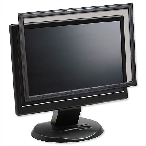 Anti glare Screen Filter Privacy 19 inch Black 3M PF319