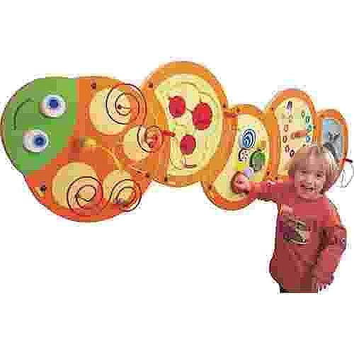 Caterpillar Wall Toy Special