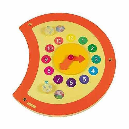 Educational Toy - Caterpillar Clock