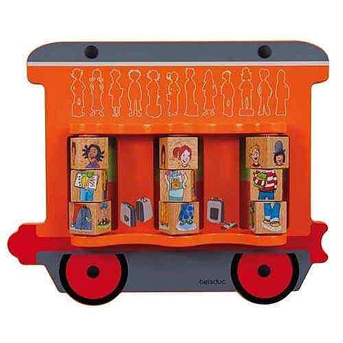Educational Toy - Train &Kids