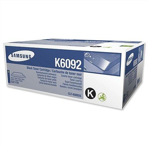 Samsung K6092 Black Laser Toner