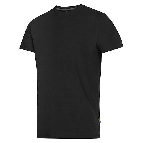 Snickers Classic T-Shirt Black Regular WW4