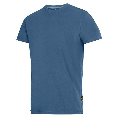 Snickers Classic T-Shirt Ocean Size L Regular WW4