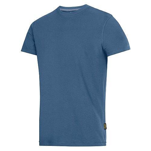 Snickers Classic T-Shirt Ocean Size XXL Regular WW4