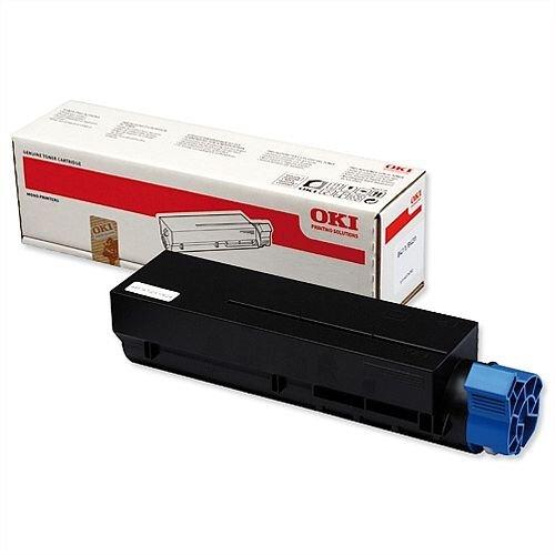 OKI 44574702 Black Toner Cartridge