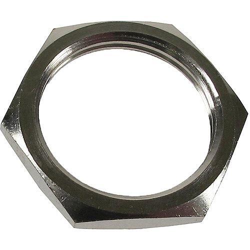 25mm Brass Lock Nut