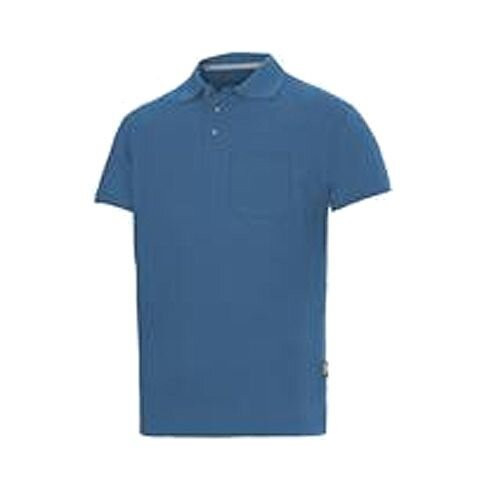 Snickers Classic Polo Shirt Ocean Blue Size: L 27081700006