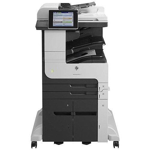 HP LaserJet Enterprise MFP M725z Plus Multifunction Mono Laser Printer