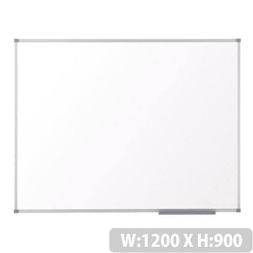 Nobo Classic Magnetic Whiteboard 900 x 1200mm Aluminium