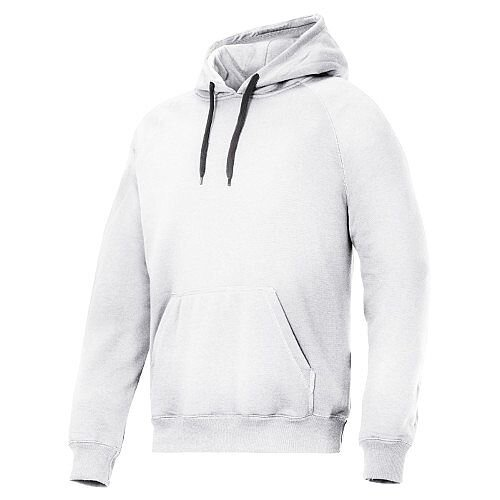 Snickers Classic Hoodie White Size L Regular WW4