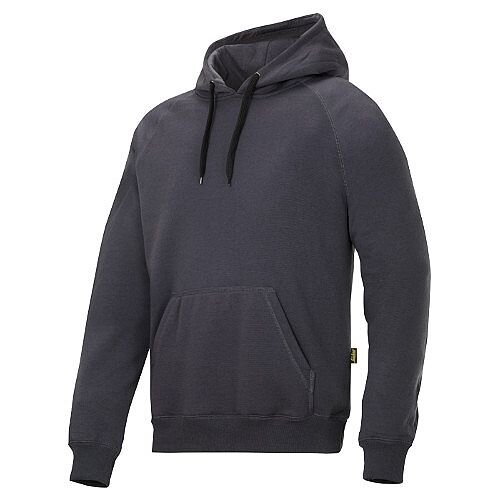 Snickers Classic Hoodie Steel Grey Regular WW4