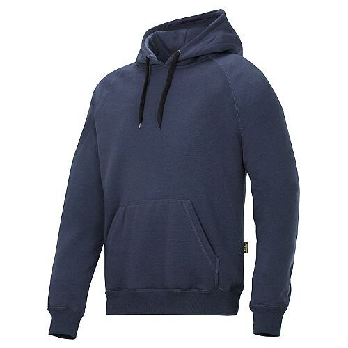 Snickers Classic Hoodie Navy Size M Regular WW4