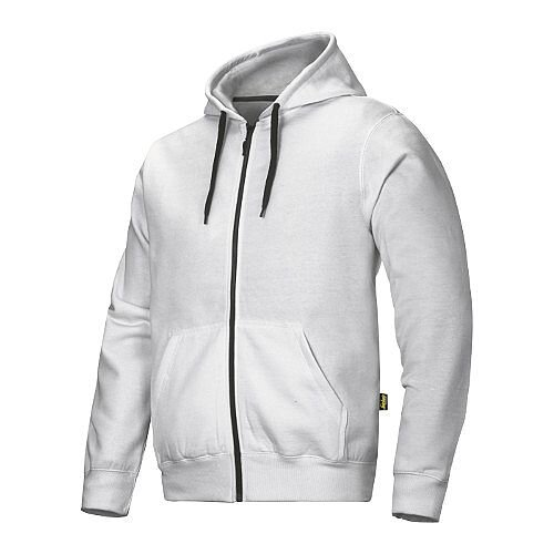 Snickers Classic Zip Hoodie Grey Regular WW4