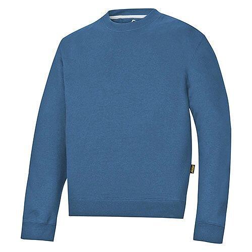 Snickers 2810 Sweatshirt M Regular Ocean blue - 1700