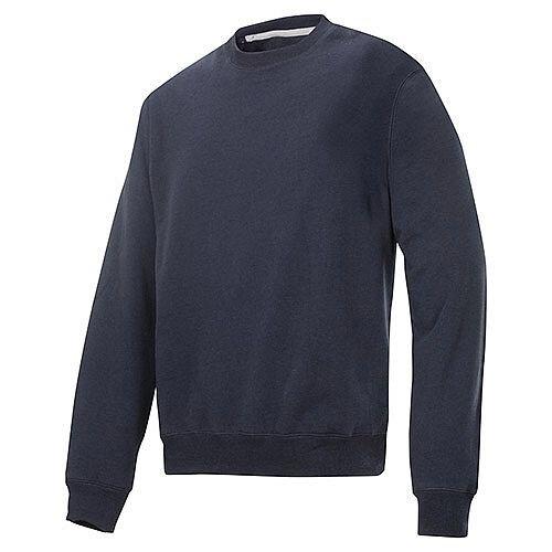 Snickers 28109500005 Sweatshirt Size M in Navy Blue