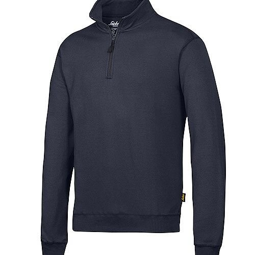 Snickers 2818 ½ Zip Sweatshirt Navy