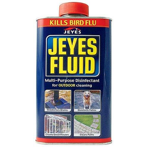 Jeyes Fluid Deodorise Disinfect Cleaner 1 Litre 124003