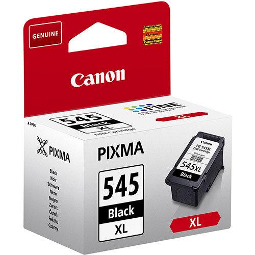 Canon PG-545XL - 15 ml - High Yield - black - original - ink cartridge - for PIXMA MG2550, MG2555, MG2950, MG3050, MG3051, MG3052, MG3053, TS205, TS305, TS3150, TS3151