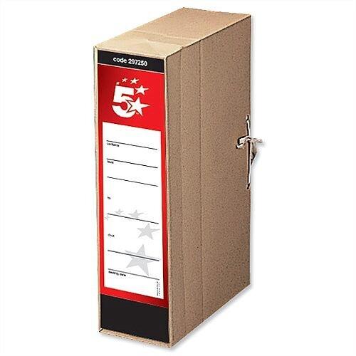 Computer Printout Storage Bag 25 Pack 5 Star