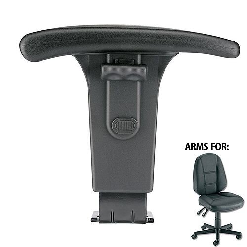 Optional Chair Arms Height-adjustable Pair Trexus Intro