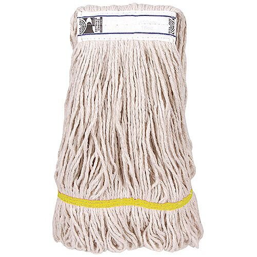 2Work 340g PY Kentucky Mop Head Yellow Pack of 5 103221RD
