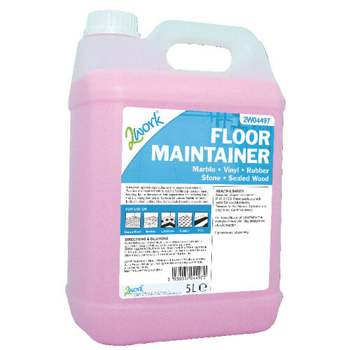 2Work Floor Cleaner and Maintainer 5 Litre 2W04497