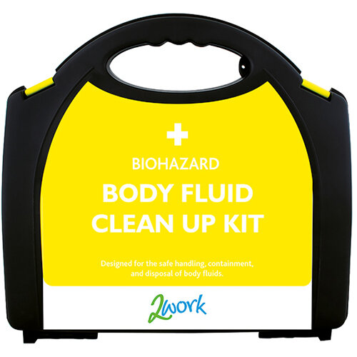 2Work Bio-Hazard Body Fluid 5 App Kit X6080