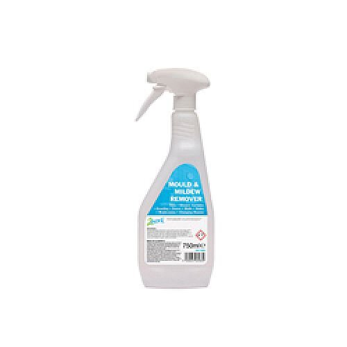2Work Mould and Mildew Cleaner 750ml Pack of 1 252SVW