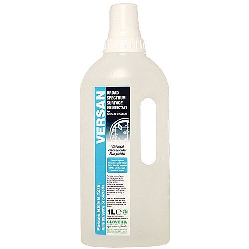 Versan Disinfectant 1 Litre 8 Pack 260