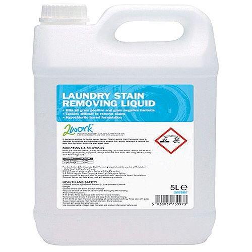 2Work Laundry Destaining Liquid 5 Litre 210