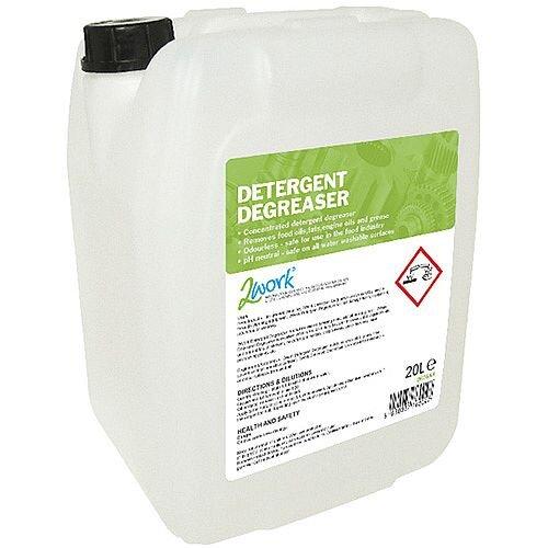 2Work Detergent Degreaser 20 Litre 404