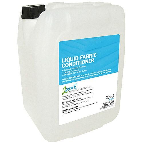 2Work Fabric Conditioner 20 Litre 421
