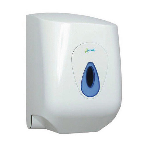 2Work Centre Feed Hand Wiper Dispenser DS922E