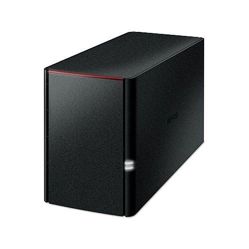 BUFFALO LinkStation 220 - NAS server - 6 TB
